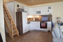 Küche Treppe DG